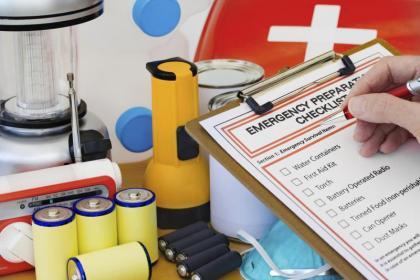 Kidney patients preparing for emergencies